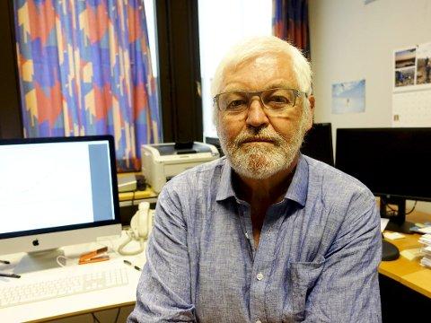 Overlege og professor Hans Flaatten.