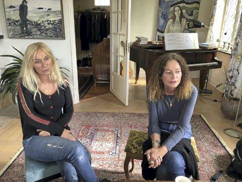 Eva Løvaas (t.v.) og Kari Lossius ble suspendert fra sine stillinger i Bergensklinikkene. FOTO: Kaspar Knudsen
