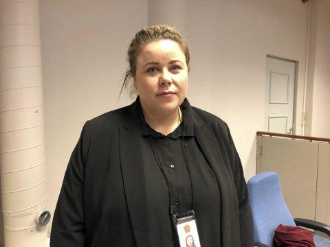 Politiadvokat Trine Frantzen i Vest politidistrikt krevde fire ukers varetekt under lørdagens fengslingsmøte i Bergen tingrett.