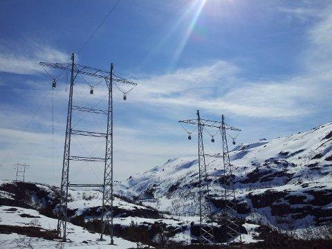 Strømkunder i Sogn og Fjordane vil få langt lavere nettleie hvis de lokale kraftselskapene går sammen med BKK. ARKIVFOTO