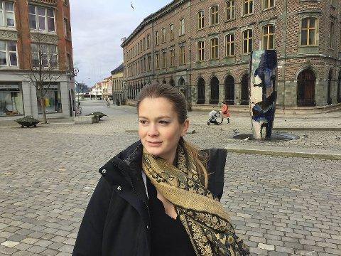 Audhild Asheim Aabø kom selv med ideen om å opprette et egen fond som stiller strenge krav til likestilling i selskapene. FOTO: SVEIN TORE HAVRE
