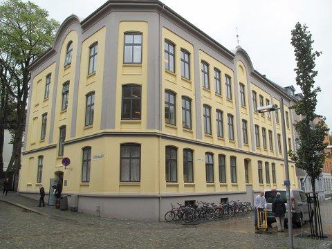 Ulrikke Pihls hus tilhører Det samfunnsvitenskapelige fakultet ved UiB.