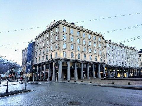 DNB Liv har nå kjøpt Holberghuset og eier nå store deler av Galleriet kjøpesenter.