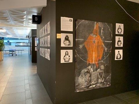 Entra fjernet AFK-kunst fra Medielandsbyen