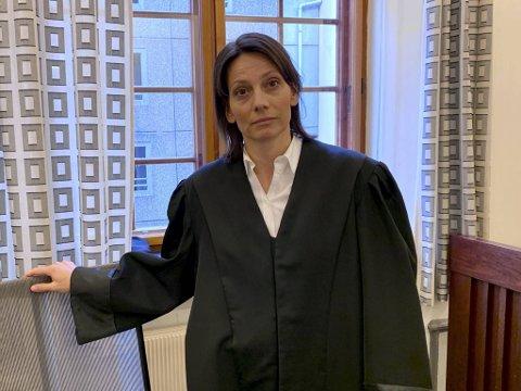 Konstituert statsadvokat Kristine Knutsen-Berge.