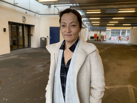Karina Koller Løland er smittevernoverlege i Bergen kommune