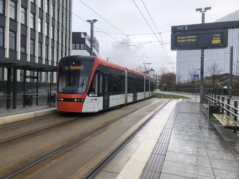 Det er ingen store samferdselsprosjekter byrådet ønsker seg så mye som Bybanen til Åsane.