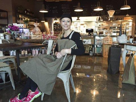 Icook-spisestedene til Lisa Thon Gundersen er konkurs. Her er hun avbildet i lokalene på Kokstad.