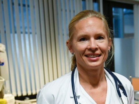 Kristin Greve-Isdahl Mohn, førsteamanuensis ved Universitetet i Bergen (UiB).