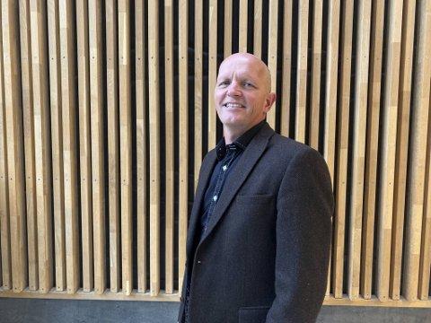 Gunnar Yttri blir ny rektor ved Høgskulen på Vestlandet