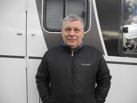 Geir Birkenfeldt har sett seg lei av at bobileiere blir sett ned på. – Vi har et ufortjent rykte.