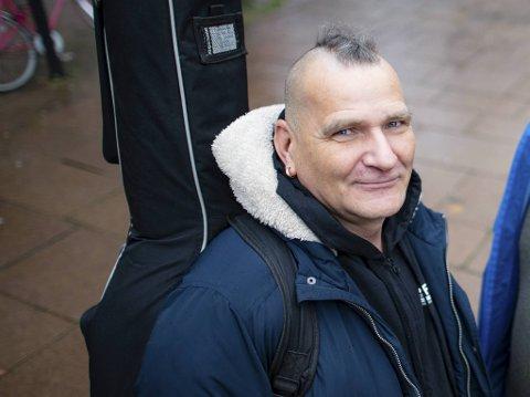 Morten Sommerbakk fra Foreningen for Human Narkotikapolitikk er lite glad for at utvalg for helse og sosial har valgt å sende saken om etablering av et midlertidig botiltak for rusbrukere i Nyhavn i retur.