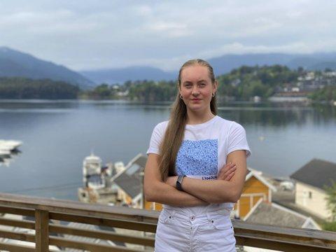 Silja Anna Skulstad Urang får ikke treningstimene hun trenger om hun skal bo i hjembyen Bergen. I verste fall må hun til Oslo.