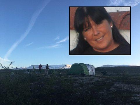Viviann Tyssebotn fra Morvik hadde flaks med hvem hun møtte på da hun trengte hjelp på ferieturen.