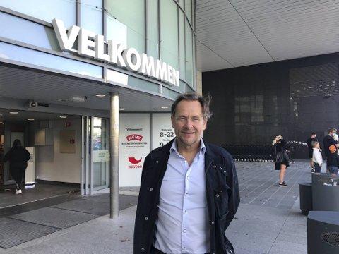 BA møtte onsdag ettermiddag Ole-Brigt Flesland utenfor Åsane storsenter. Han var ikke overrasket nyheten.