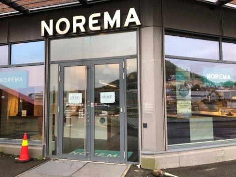 Styret så ingen annen utvei enn å melde oppbud i selskapet som driver den eneste rendyrkede Norema-forretningen i Bergen.