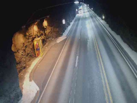 Sikkerheten i Byfjordtunnelen og Mastrafjordtunnelen skal nå oppgraderes med ekstra skilt og enda bedre lys.