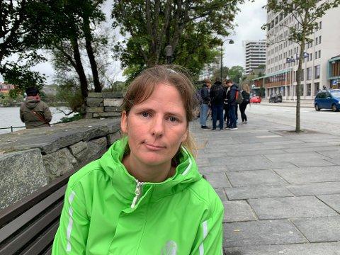 Ann Elin Piel i Venstre.