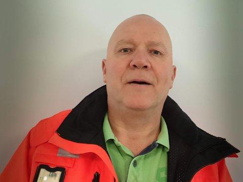 Daglig leder: Sigmund Harestad er ok fornøyd med 2019, og ser for seg mer av det samme i 2020.