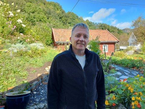 Vil vinne: Jan-Egil Ledaal Johansen i Domstein Sjømat sier de går for å vinne «Årets sjømat».