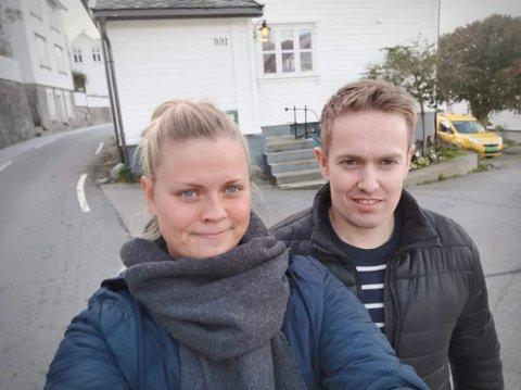 Rimeligere: Cecilie Olsen og Carl Morten Olsen har lavere bokostnader enn mange andre i landet.