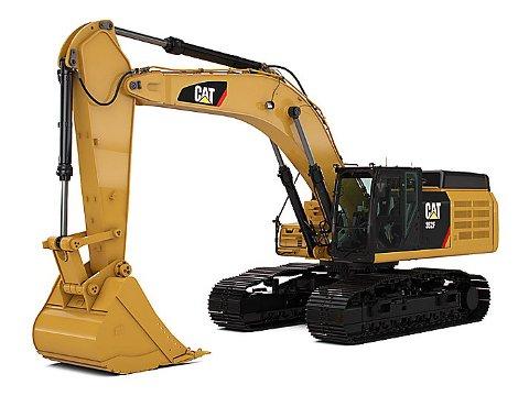 Cat 352 F