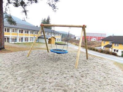 HIT: Både Sigdal kommune og Fylkesmannen mener at 1.-klassingen fra Bingen på gå på Nerstad Skole.