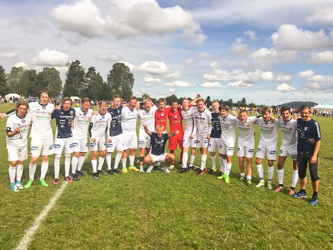 MFK junior. Videre til 8.-delsfnale i Norway Cup 2017. NC 2017.