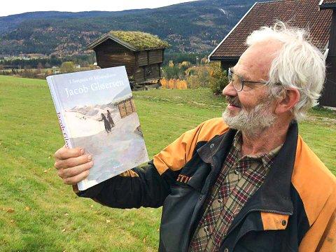 FORFATTEREN: Narve Lid har skrevet bok om kunstmaleren Jacob Gløersen.