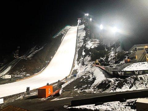 VM: For femte gang skal Vikersund arrangere VM i skiflyging. Nå er det også klart hvilke artister som skal sørge for at festen fortsetter utover kvelden.