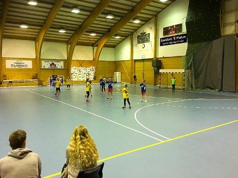 ÅPNER FOR AKTIVITET: Barn og unge under 20 år får lov til å starte opp igjen med sine idretts- og fritidsaktiviteter i Sigdal.