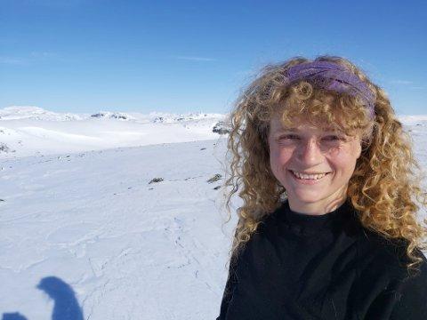 OPPGITT: Margit Fausko (MDG) er oppgitt over klimauttalelser fra Morten Wold (Frp). – Det sier noe om hvilke typer personer Frp velger å gi tillit til, sier hun.