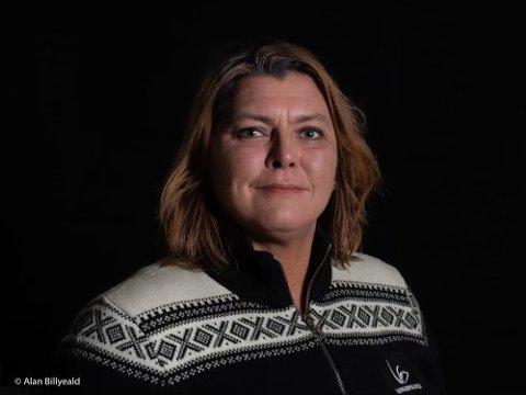 SKIFTER JOBB: Hege Bentsen har ledet SFO på Vikersund skole i rundt åtte år, men begynner nå som avdelingsleder ved Bleiker videregående skole.