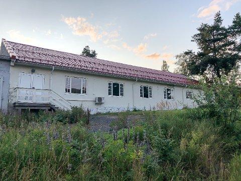 KONTORER: Buskerud bolig- og eiendomsutvikling, som eier Blå Bolig Vikersund, skal ha kontorer i Geithusveien 118.
