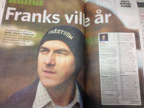 Fra Dagbladet 7. desember.