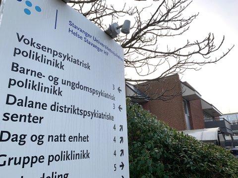 POLITISAK: Politiet har etterforska saka om snoking i pasientjournalar ved Dalane DPS. Saka er nå sendt til Helsetilsynet.