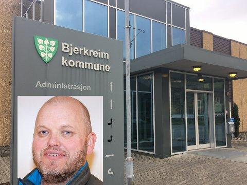 GOD MARGIN: Økonomisjef Tore Spangen konstaterer at Bjerkreim kommune i fjor fekk eit netto driftsresultat som utgjer heile 5,6 prosent av driftsinntektene.