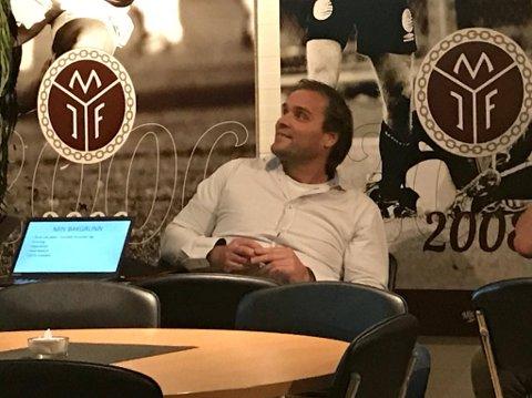 TILBAKE: Etter noen år i utlandet venter nå en retur til Mjøndalen for Hans Erik Ødegaard.