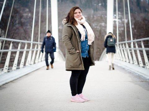 ENSOM: Leticia har bodd i Norge i 7 år, men aldri fått noen gode venner.