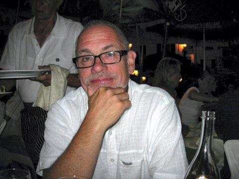 SKRIVER OM LISTHAUG: Sigmund Ruud, medlem av Lier SV.