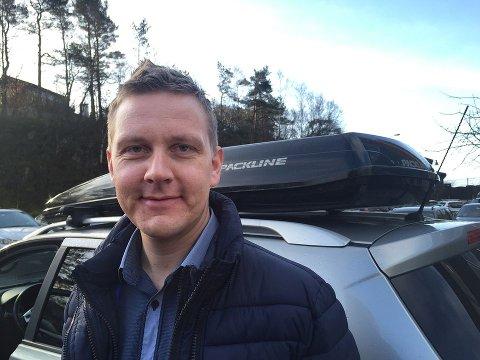 ADVARER: Roger Ytre-Hauge er fagsjef i Frende Forsikring.