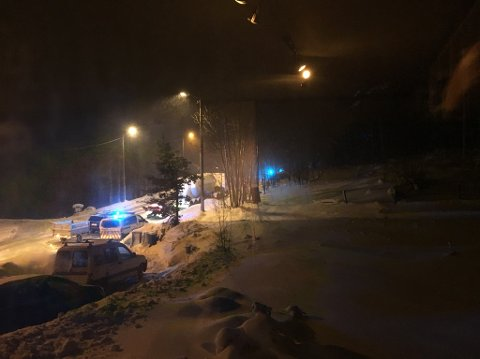 Tre personer ble skadd i den alvorlige møteulykken i Øvre Eiker mandag.