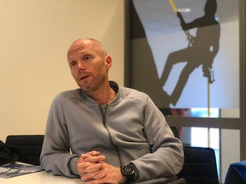 Anders Sten Nessem er kommunikasjonssjef i Bergans Fritid AS.
