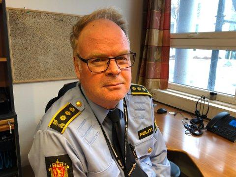 ALVORLIG SAK: – Vi har ingen mistenkte i saken, sier politiadvokat Per Morten Sending.