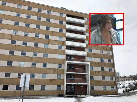 46 år gamle Nina Bråthen (innfelt) ble funnet død i leiligheten sin på Fjell i sommer.