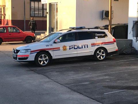 Politiet leter etter en person ved Rundtom.