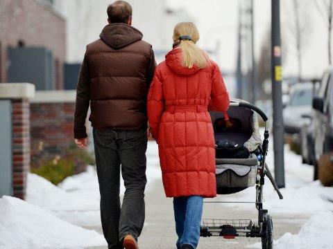 Med ett barn kan man få inntil 40.000 kroner i foreldrefradrag.