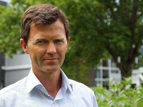 TAR SUKKERGREP: Kommunikasjonssjef Per Hynne i Coca-Cola Norge mener norsk drikkevareindustri tar store grep for å redusere sukkerinnholdet i brus.