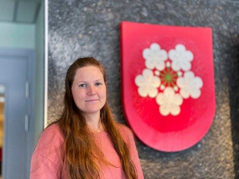 Kommuneoverlege i Lier, Ingrid Bjerring.