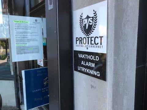 KONKURS: Etter 15 års drift var det nå slutt for Sande-firmaet Protect Vakthold & Sikkerhet AS. Alarm-leverandøren Protect Vakthold & Sikkerhet Sande AS er for ordens skyld ikke direkte berørt av konkursen.